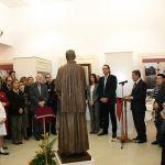 bendición padre Rubio en Dalias